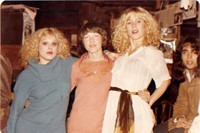 8 Nancy Spungen Sable Starr from 'Bettie Visits CB