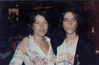 9 Patti Smith from 'Bettie Visits CBGB, 1976-78' (