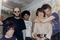 10 Richard Hell and Voidoids from 'Bettie Visits C