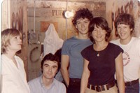 11 Talking Heads from 'Bettie Visits CBGB, 1976-78