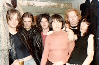 13 Dead Boys from 'Bettie Visits CBGB, 1976-78' (C