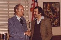 16 Senator George McGovern (photo), 1978 (Copyrigh