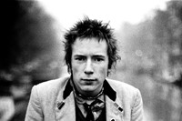 Johnny Rotten of the Sex Pistols, 1977
