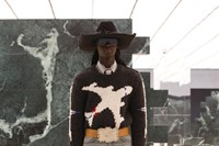 Louis Vuitton Autumn/Winter 2021 Virgil Abloh Ib Kamara