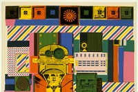 Image 7. Paolozzi, Conjectures to Identity, 1963 6