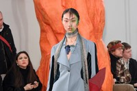 Kiko Kostadinov AW19 Womenswear Look 2