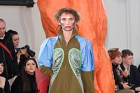 Kiko Kostadinov AW19 Womenswear Look 4
