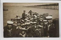 19. Sailors from HMS Queen
