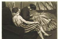 LAURA KNIGHT_Dressing Room No 1_courtesy The Fine