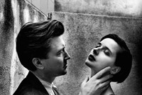 HELMUT NEWTON David Lynch and Isabelle Rossellini,