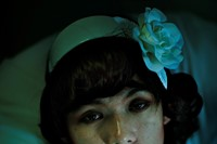 Lune Violette as a girl, Guangzhou, 2007