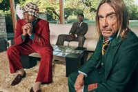 Gucci men's tailoring Iggy Pop Tyler the Creator A$AP Rocky