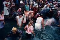 Bertien van Manen, Rostov on the Don, Holy springs, 1993, fr