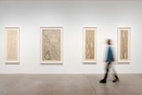 Installation view, 'Louise Bourgeois.Turning Inwards'