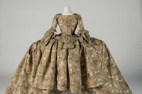Eighteenth Century Court Mantua, 1748–1750