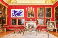 Installation view, Yves Klein, Jonathan Swift (c.1