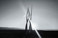 Wanda Orme Akasha 2020 Salton Sea art sculpture