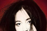 Andrea Riseborough by David Sims