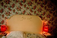 Wedding Bed, Pension Nürnberger Eck, Berlin 1996 by Nan Gold