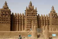 Great Mud Mosque, Djenné