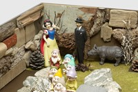 The Surrealist Shows Snow White his Garden, 2007-2012