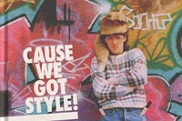 Cause We Got Style: European Hip Hop Posing From the 80s and
