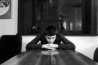 Ian Curtis' Kitchen Table