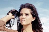 Claudia Cardinale in Once Upon A Time in the West, 1968