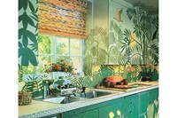 Rousseau Inspired Kitchen