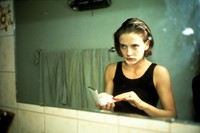 Amanda in the mirror, Berlin 1992 by Nan Goldin