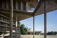 Le Corbusier, Assembly Building, Chandigarh, Punjab, India,