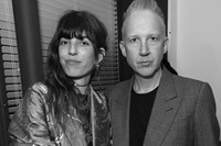 AnOther Magazine dinner Lou Doillon Jefferson Hack