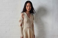 Kepler London Knitwear Central Saint Martins Label Fashion