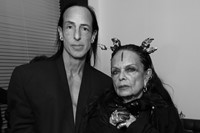 AnOther Magazine dinner Rick Owens Michèle Lamy