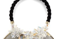 Atelier Swarovski by Mary Katrantzou Necklace Crystal A/W11
