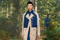 Burberry Spring_Summer 2021 Collection - Look 1