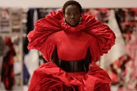 Alexander McQueen 'Rose' Dress Exhibition 2019