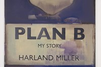 B, Plan B - My Story, 2004, by Harland Miller