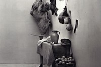 Still Life with Mouse, New York, 1947, Irving Penn