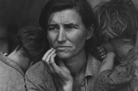 1. Dorothea Lange, Migrant Mother, Nipomo, Califor