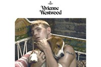 Henry in the Vivienne Westwood S/S10 men's underwear campaig
