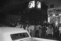 Studio 54 and Cadillac, 1979