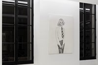 Saint Laurent Fahey Klein Gallery Anthony Vaccarello