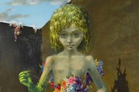 DOROTHEA TANNING - The Magic Flower Game