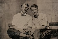 LOVING A Photographic History of Men in Love