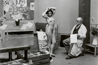 Matisse with his Model 1939 c Estate Brassai Succe