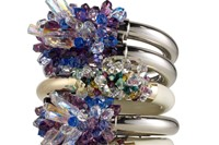 Atelier Swarovski by Mary Katrantzou all cuff styles A/W11