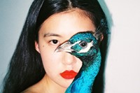Ren Hang, Peacock, 2016. Courtesy Stieglitz19 and