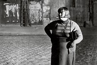 Streetwalker near Place d Italie 1932 c Estate Bra