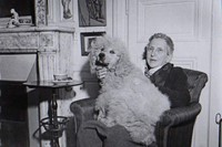 Gertrude Stein and Basket